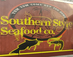 SOUTHERN STYLE SEAFOOD Logo