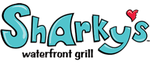 SHARKY'S WATERFRONT GRILL Logo